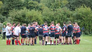 Grove RFC v Beaconsfield RFC (friendly) 29/08/2015