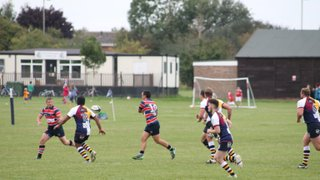 Grove RFC 39 v 12 Oxford Harlequins RFC 05/09/2015