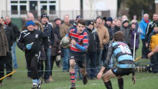Grove RFC v Witney 12/12/2015
