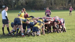 Grove 17 v 13 Trowbridge
