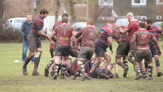 Grove RFC v Chippenham RFC 27 January 2018