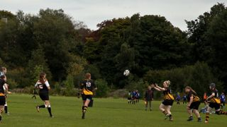 Didsbury Toc H Ladies v Crewe & Nantwich Ladies - 13th September 2015