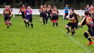 Didsbury Toc H Ladies v Harrogate Ladies RFC - 25th October 2015