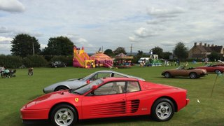 Chearsley Classic & Vintage Funday 2015