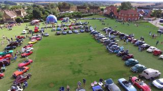 Chearsley Classic & Vintage Funday 2016