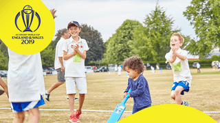 Cricket World Cup Family Day