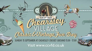 Chearsley Classic & Vintage Funday 19