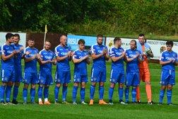 Nine-man United Suffer Leek Loss