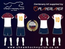 New Centenary AWAY Kit Unveiled.