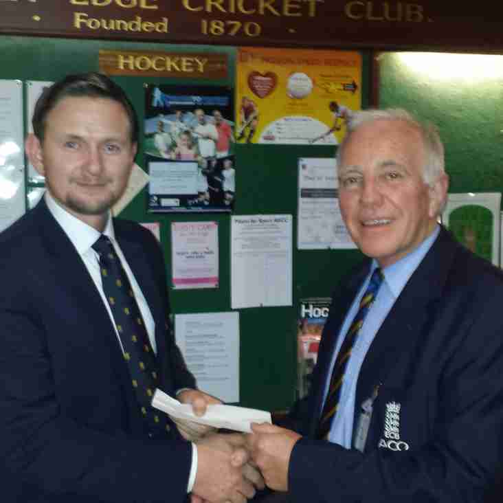 Joseph Holt Brewery are new T20 sponsors