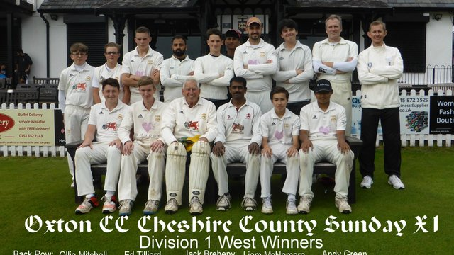Sunday 3rd XI Cricket