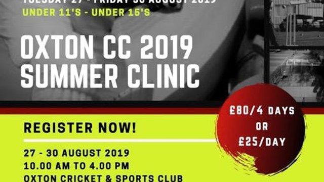 Summer Coaching Clinic