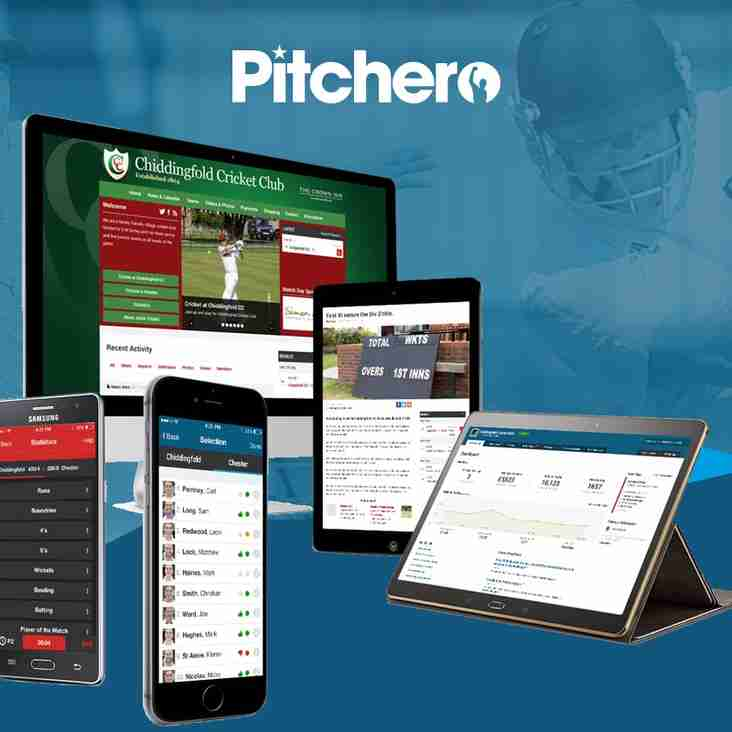 30 DAY FREE TRIAL ON PITCHERO!
