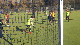 U8s at Guildford Nov 18