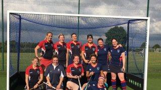 COWHC Ladies 2s vs Oxted - 12th Jan 2019