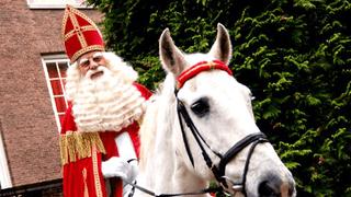 Druk weekend met Sinterklaas en thuiswedstrijden