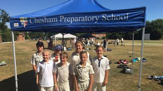 UNDER 11s VISIT STOKENCHURCH 6-A-SIDE TOURNAMENT