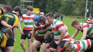 v Nant Conway  1st Oct 17