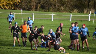v Wilmslow 1st round cheshire cup 26th Nov 17