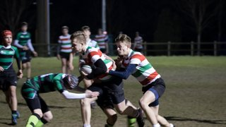 v Lymm 21st March Cheshure Cup Semi final