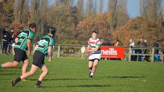 Cheshire Cup v Lymm/AOM 18th Nov 18