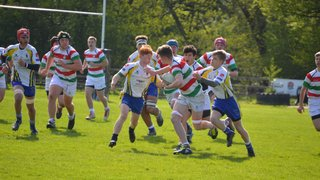 v Knutsford Cheshire Cup final