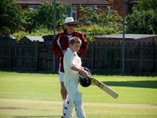 Interview with Luke Hollman taken from  Middlesex County Cricket League Website