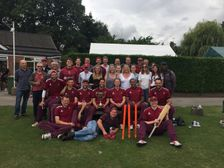 Week 11 – 1s draw again but go joint top of Prem; 2s win; 3s draw, 4s and 5s lose