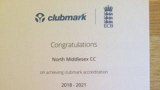 Clubmark 2018