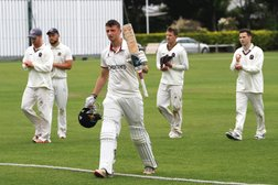 Week 6 – Hollman hits 158*/Bamber takes 5 as 1s beat Richmond by 200