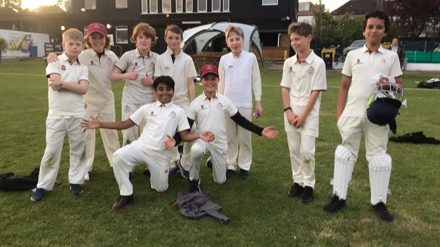 Week 1 – 1s win thrillers, 3s in cruise control; 2s, 4s and 5s rained off
