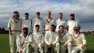 The Mighty 4s Finish on a High against Brondesbury