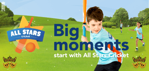All Stars Cricket is back at Solihull Municipal CC