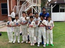 Under 11s are Warwickshire Champions 2019 !!!