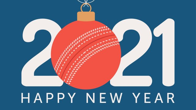 Happy New Year from Epsom CC Chairman