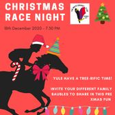 Christmas Race Night - 18th December 2020