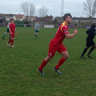 Burnham Ramblers Win 1-0 away at Wakering