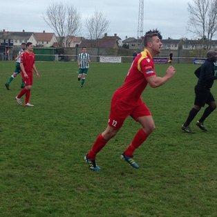 Burnham Ramblers Win 1-0 away at Wakering