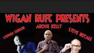 Wigan RUFC Comedy Night