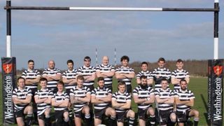 Brockworth plays Old Richians in the 1st round of the National Cup