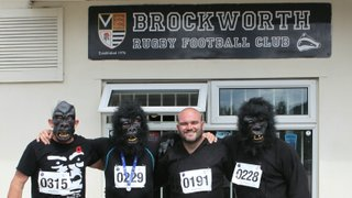 Gorilla Lads do it again in memory of 'Ace'