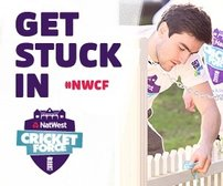 Cricket Force 2017 - Lets Get Stuck In