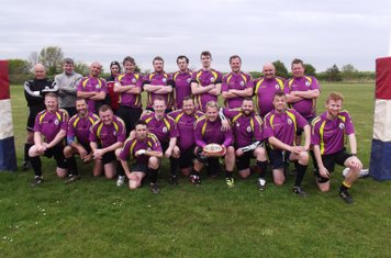 Black Horse RFC - UTDT Tour 2014. 1st tour for years to Great Yarmouth
