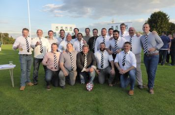 Smallest Rugby Club World Cup 2015 - Plate Winners