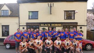 Black Horse RFC Tour 2015 - Having A Mare, Weston Super Mare