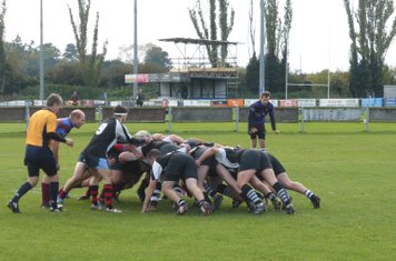 Black Horse vs Chesham 2nds, 17/10/15
