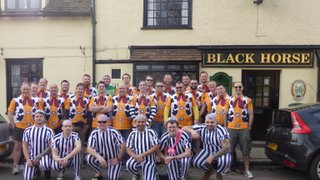 Black Horse RFC Tour 2016 - MDAW, Sandown, Isle of Wight