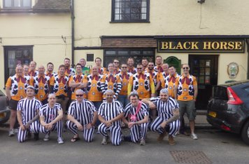 Black Horse RFC - MDAW Tour 2016