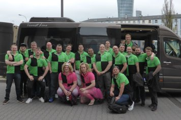 Black Horse RFC Tour 2017 - Warsaw, Poland
