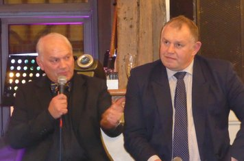 Black Horse RFC 40th Anniversary Dinner, November 2016